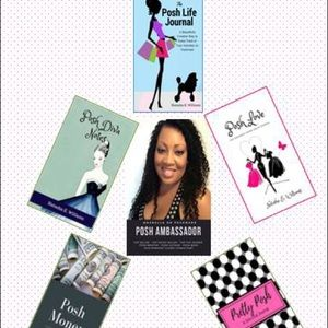 NuBella Accessories - Posh Life Journal 1st Ed -Get organized, Sell more